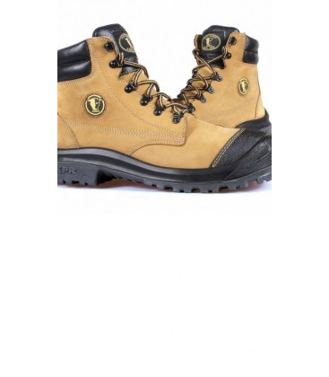 KPR 7″ Mid cut lace up Safety boots M222B