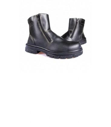 KPR 7″ mid cut zipper boots K806