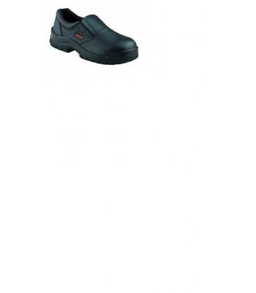 KRUSHERS Boston Black slip on shoe