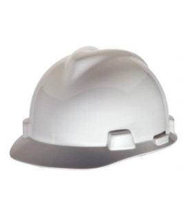 Msa V-Gard Hard Hats, Fas-Trac Ratchet Suspension
